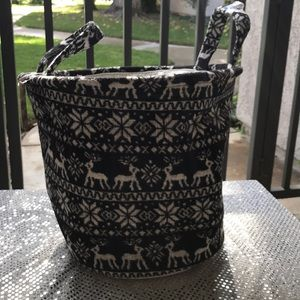 Hallmark Holiday Storage Basket